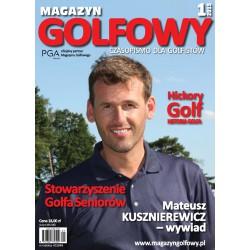 Numer 1/2015 - Magazyn Golfowy