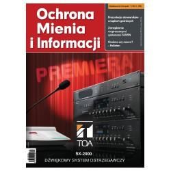 Ochrona Mienia i Informacji 7/2011