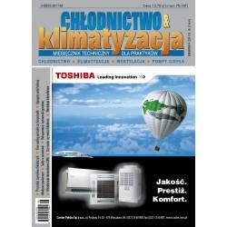 Chłodnictwo&Klimatyzacja 8/2010