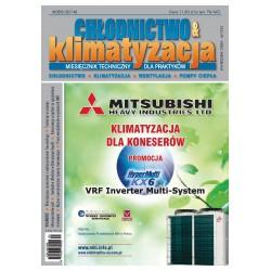 Chłodnictwo&Klimatyzacja 4/2009