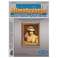 Chłodnictwo&Klimatyzacja 8/2009