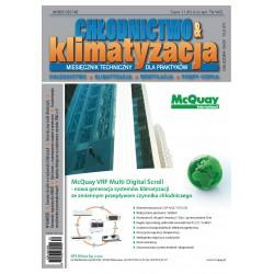 Chłodnictwo&Klimatyzacja 12/2009