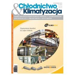 Chłodnictwo&Klimatyzacja 10/2011