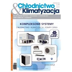 Chłodnictwo&Klimatyzacja 8/2012