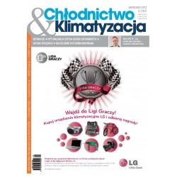 Chłodnictwo&Klimatyzacja 9/2012