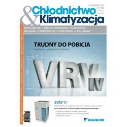 Chłodnictwo&Klimatyzacja 10/2012