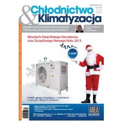 Chłodnictwo&Klimatyzacja 12/2012
