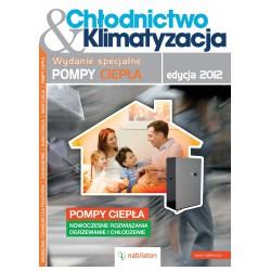 Pompy ciepła edycja 2012 + Chłodnictwo & Klimatyzacja 10/2012