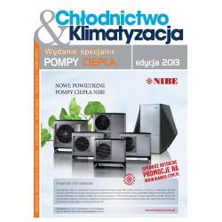Pompy ciepła edycja 2013 + Chłodnictwo & Klimatyzacja 10/2013