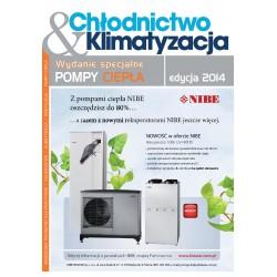 Pompy ciepła edycja 2014 + Chłodnictwo & Klimatyzacja 10/2014