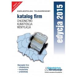 Katalog firm branży HVAC + Chłodnictwo & Klimatyzacja 1-2/2015