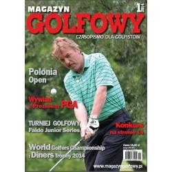 Numer 1/2014 - Magazyn Golfowy