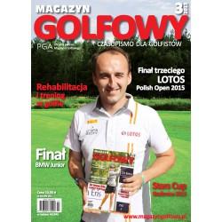 Numer 3/2015 - Magazyn Golfowy