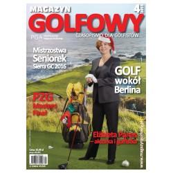 Numer 4/2015 - Magazyn Golfowy