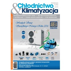Numer 12/2015 - Chłodnictwo & Klimatyzacja