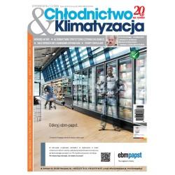 Numer 1-2/2016 - Chłodnictwo & Klimatyzacja