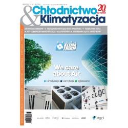 Numer 3/2016 - Chłodnictwo & Klimatyzacja