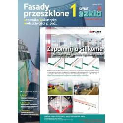 Fasady przeszklone - termika,akustyka,właściwości ppoż + 7-8/2016