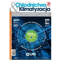 Numer 9/2016 - Chłodnictwo & Klimatyzacja