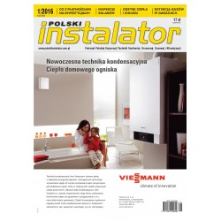 Numer 1/2016 Polski Instalator
