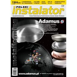 Numer 7/2016 Polski Instalator