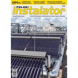 Numer 8/2016 Polski Instalator