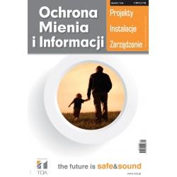 Numer 1/2015 - Ochrona Mienia i Informacji