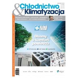 Numer 3/2015 - Chłodnictwo & Klimatyzacja