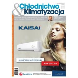 Chłodnictwo&Klimatyzacja 9/2011