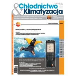 Chłodnictwo&Klimatyzacja 11/2011