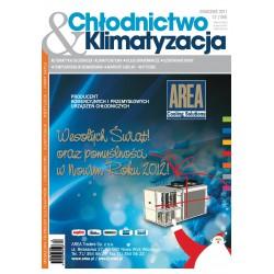 Chłodnictwo&Klimatyzacja 12/2011
