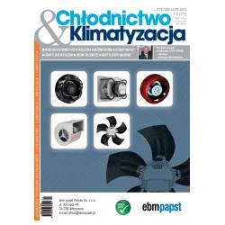 Chłodnictwo&Klimatyzacja 1-2/2013