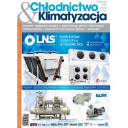 Numer 7/2014 - Chłodnictwo&Klimatyzacja