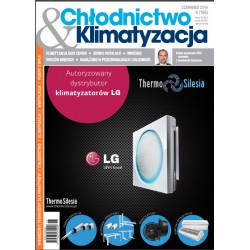Numer 6/2014 - Chłodnictwo&Klimatyzacja