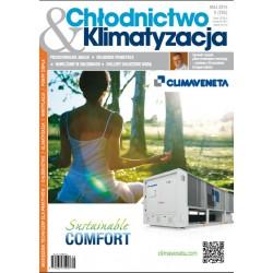 Numer 5/2014 - Chłodnictwo&Klimatyzacacja