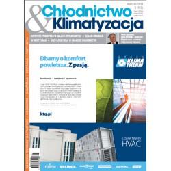 Numer 3/2014 - Chłodnictwo&Klimatyzacja - wersja elektroniczna PDF