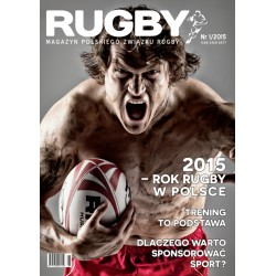 Numer 1/15 - Magazyn Rugby