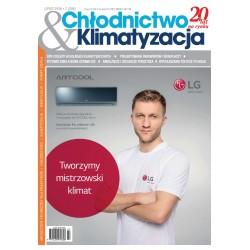 Numer 7/2016 - Chłodnictwo & Klimatyzacja