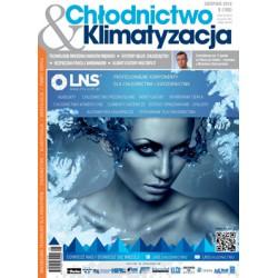 Numer 8/2014 - Chłodnictwo&Klimatyzacja + KATALOG SPLIT 2014