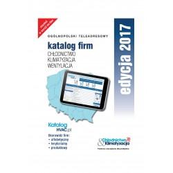 Katalog firm branży HVAC 2017 + Chłodnictwo & Klimatyzacja 2/2017