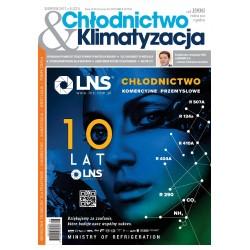 Numer 8/2017 Chłodnictwo & Klimatyzacja