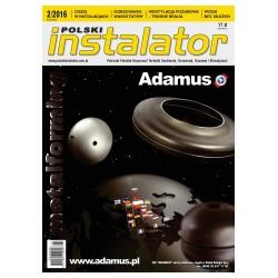 Numer 2/2016 Polski Instalator