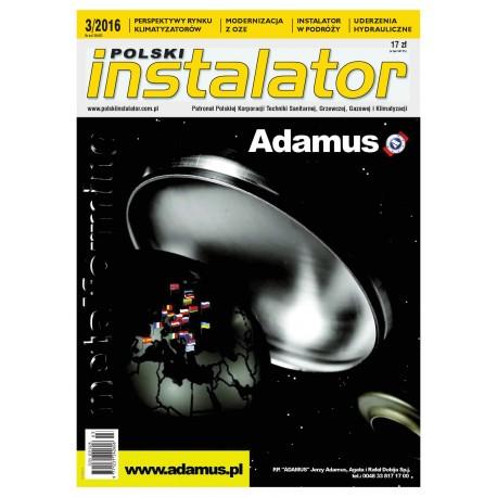 Numer 3/2016 Polski Instalator