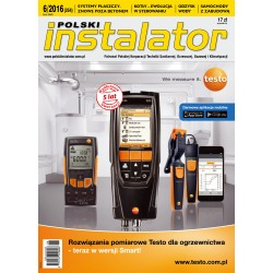 Numer 6/2016 Polski Instalator