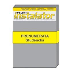 Prenumerata Studencka 2018 - Polski Instalator