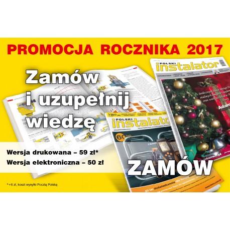 Rocznik 2016 - Chłodnictwo & Klimatyzacja - wersja drukowana