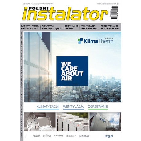 Numer 1/2018 Polski Instalator