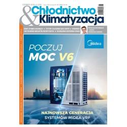 Numer 6/2018 Chłodnictwo & Klimatyzacja