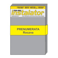 Prenumerata roczna 2018 - Polski Instalator