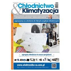 Numer 10/2018 Chłodnictwo & Klimatyzacja